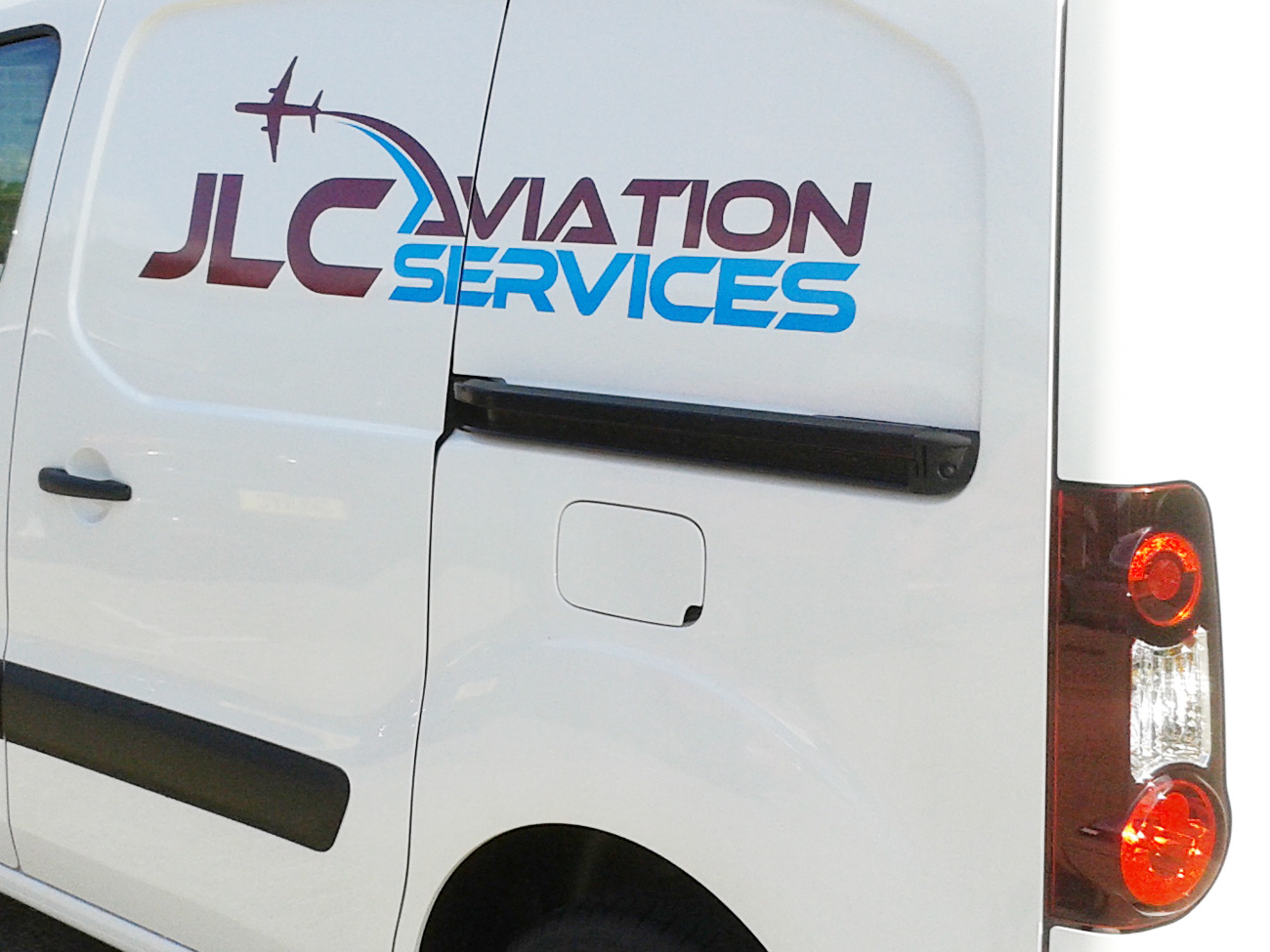 JLC Vehicle Graphics