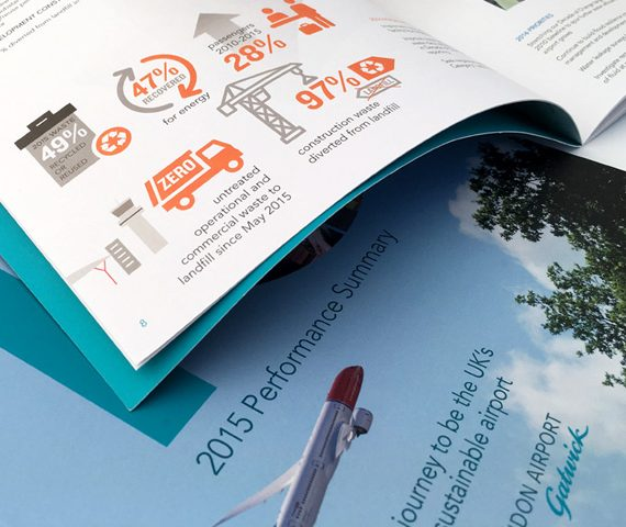Gatwick Airport Decade of Change Sustainability Report