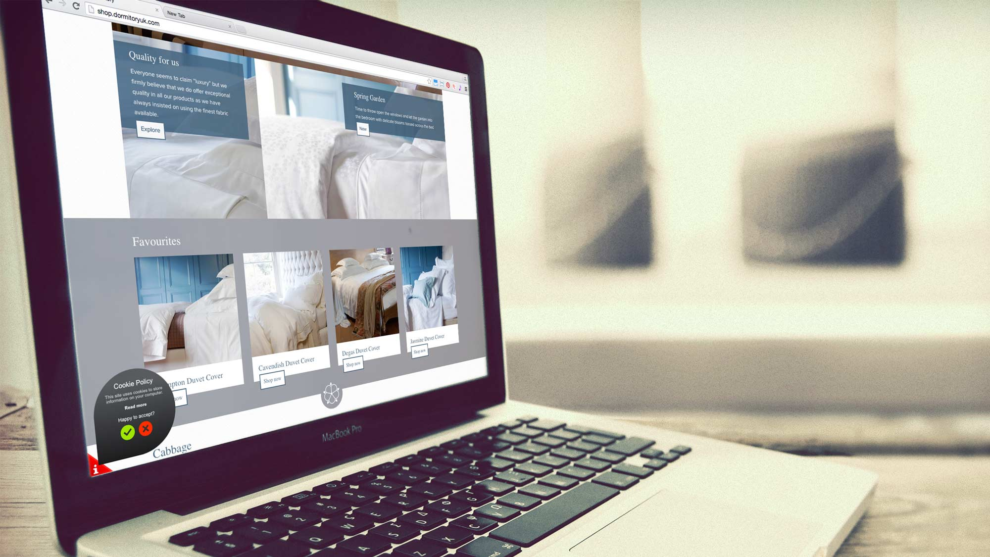 Dormitory Website