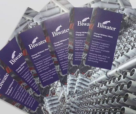 Biwater A1 Posters