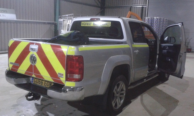 Vehicle graphics West Sussex