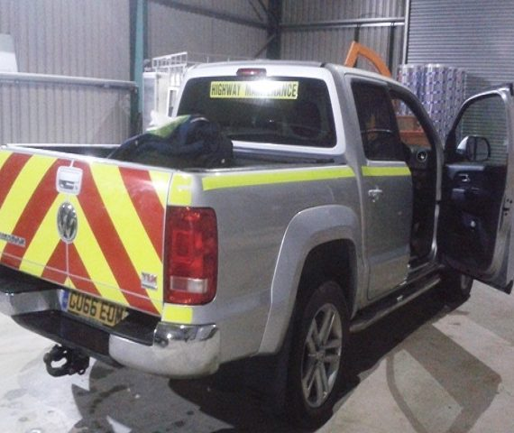 Vehicle graphics west sussex
