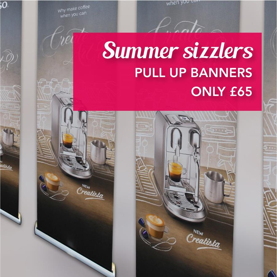 Summer Banner Offer