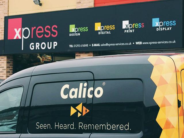 Xpress Calico