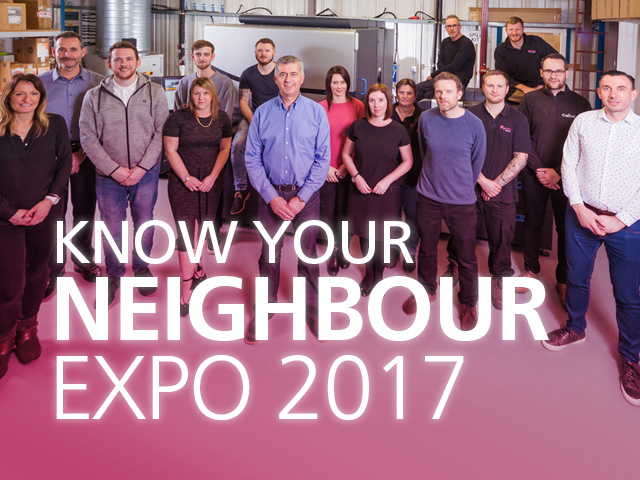 Know Your Neighbour Expo 2017 Crawley