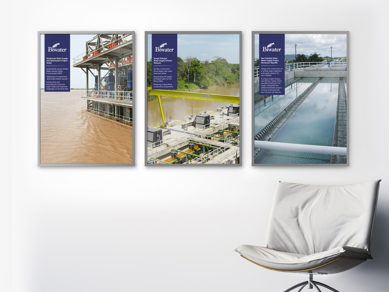 Biwater Office Frames