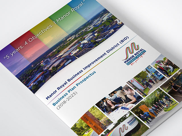 Manor Royal BID2 Prospectus