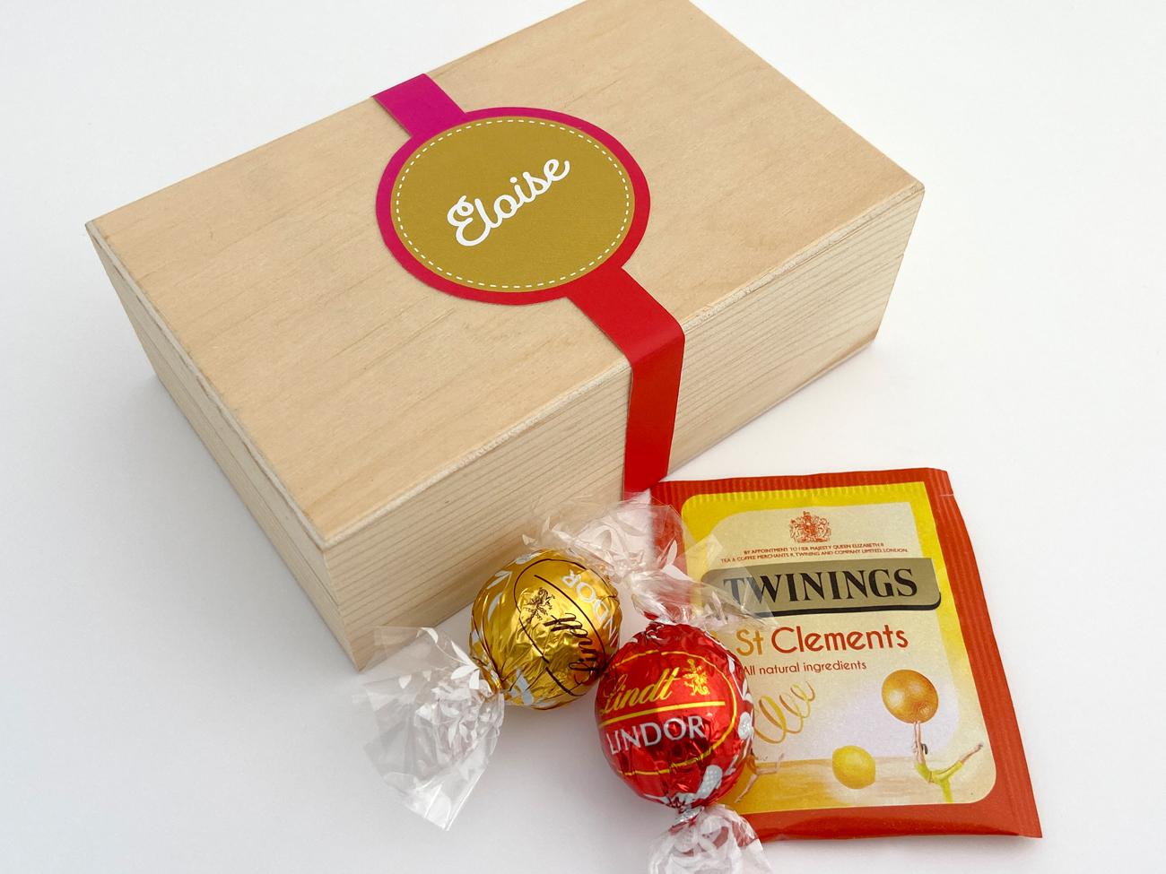 Employee Welcome Back Gift Box