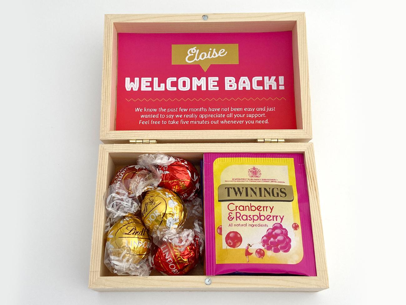 Welcome Back Giftbox