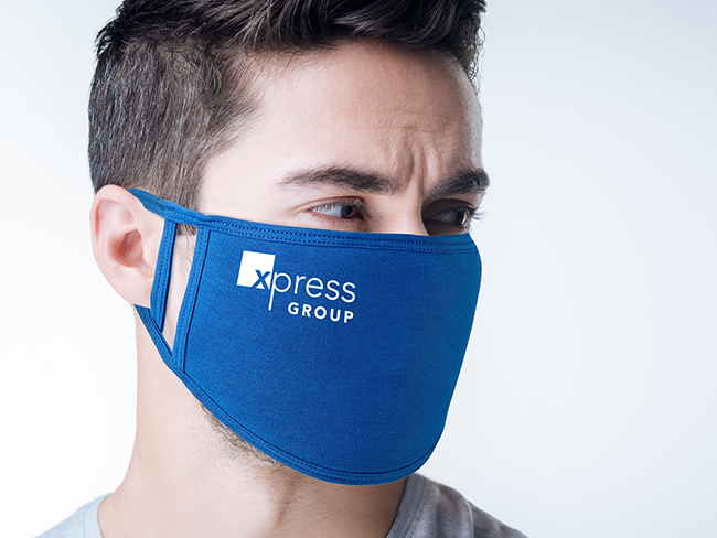 Branded Facemasks