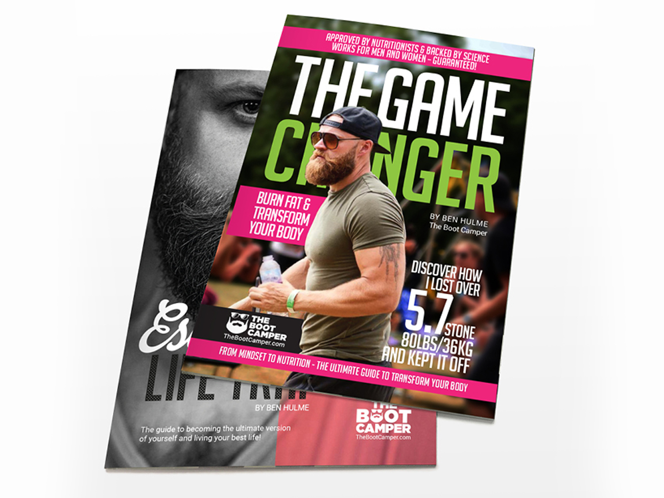 The Game Changer Book